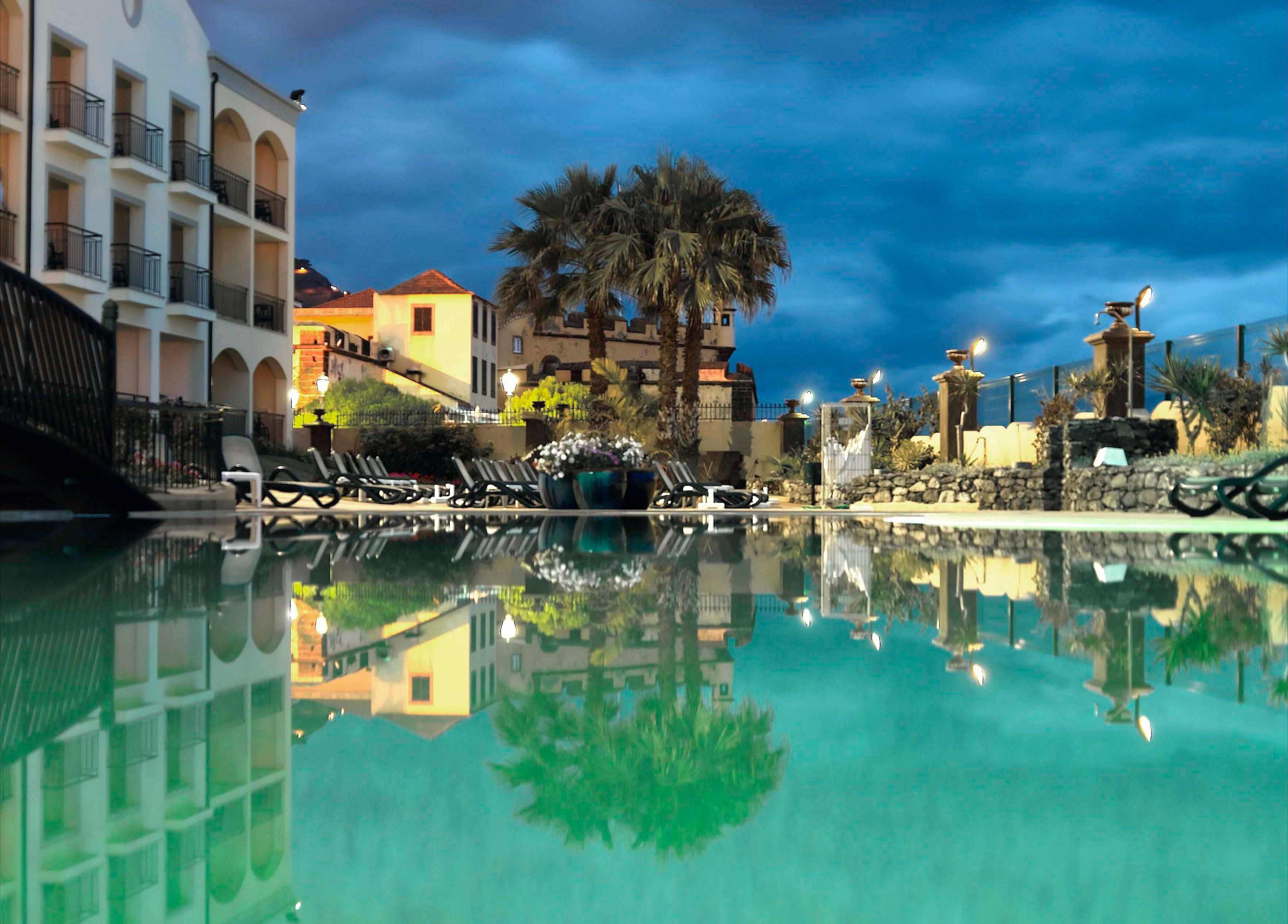 Hotel Porto Santa Maria Hotel In Funchal Porto Bay Madeira