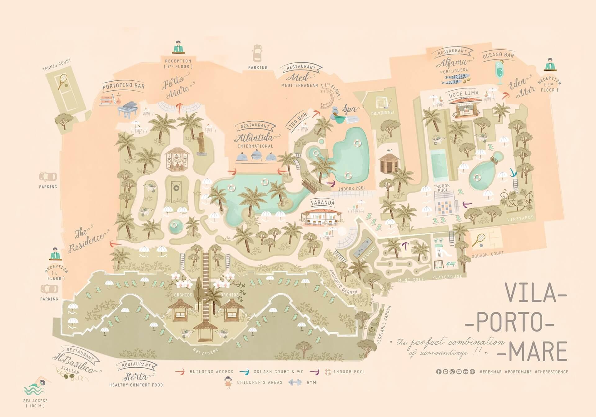 Porto Mare | Madeira Hotels | PortoBay Hotels & Resorts