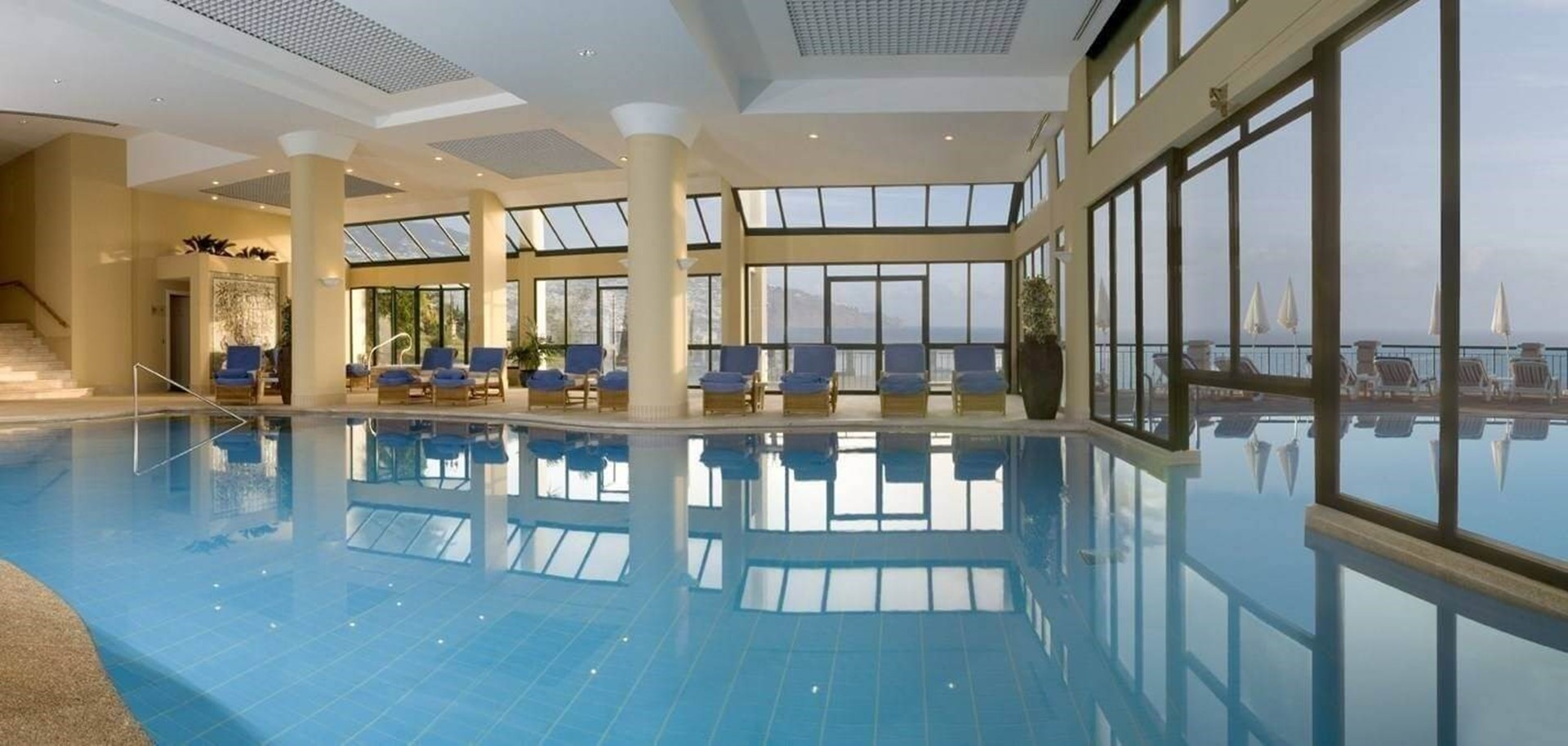 The Cliff Bay - Indoor Pool