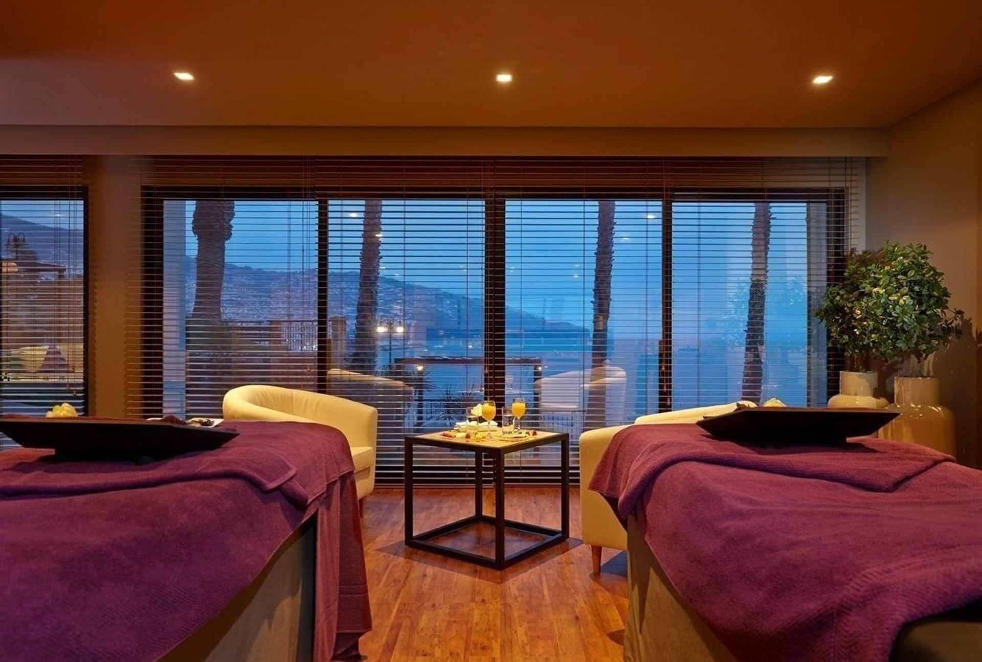 The Cliff Bay - The Spa Suite