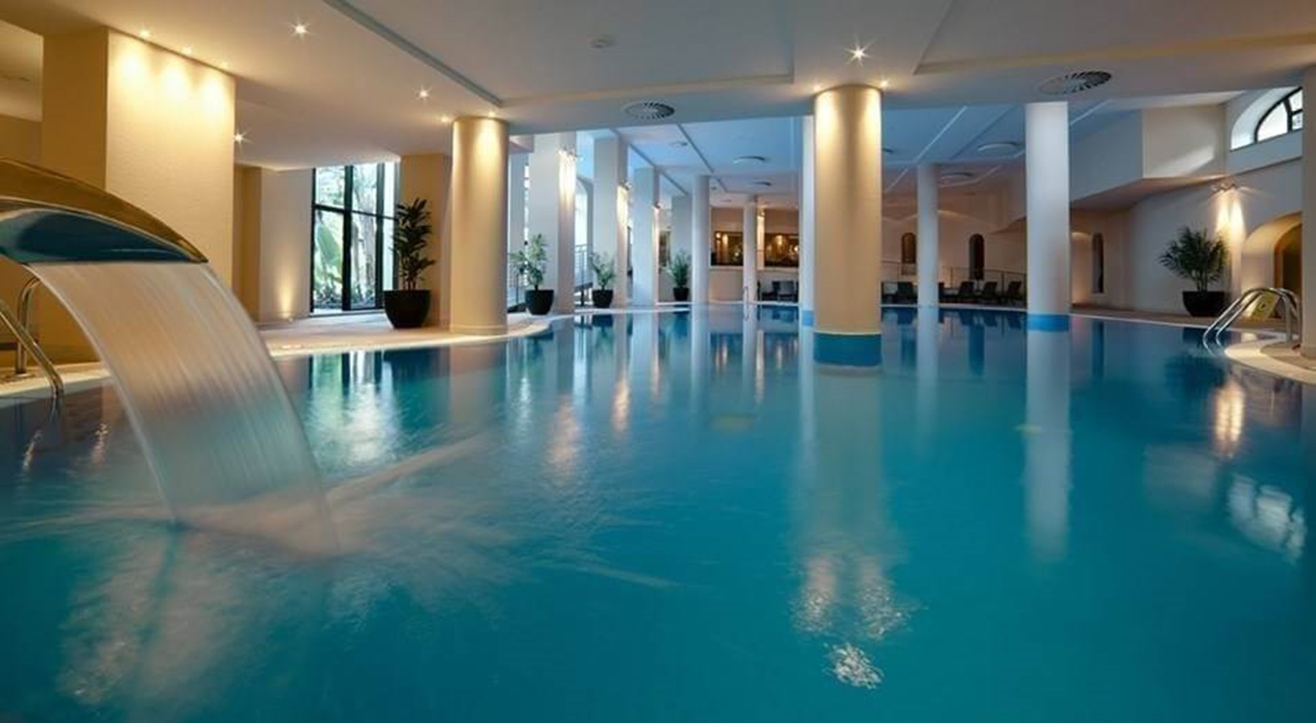 Eden Mar - Indoor Pool