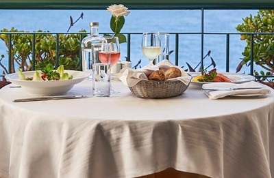 The Cliff Bay - Room Service